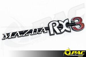 Mazda-RX-3-Rear-Quarter-Badge-Pair