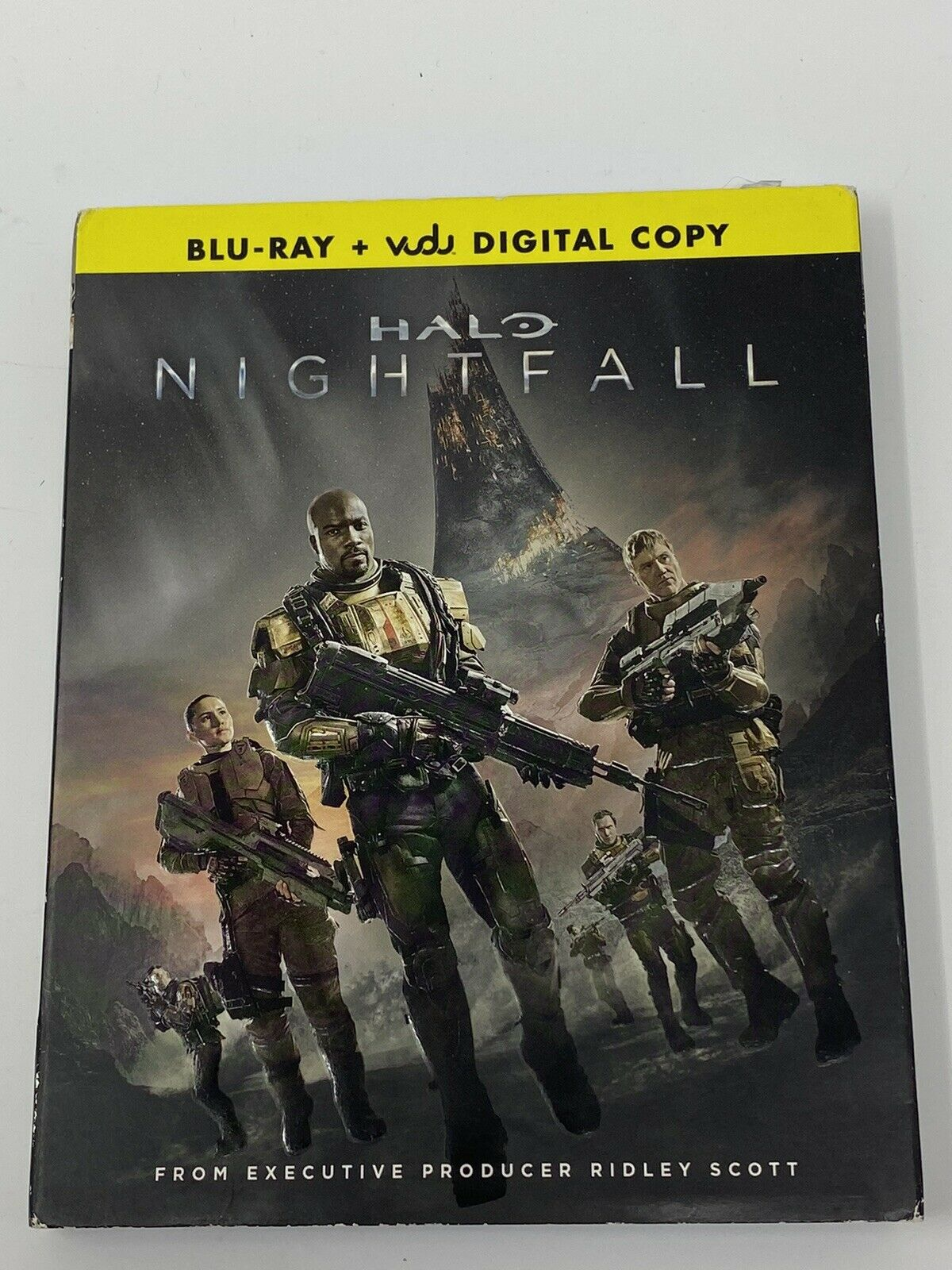 Halo Nightfall Blu Ray For Sale Online Ebay