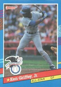1991 Donruss Baseball #49 Ken Griffey Jr. AS