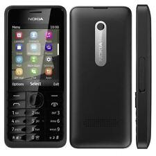 NY Stock!Nokia 301 RM-840 Black 3.2MP T-Mobile Fashion Mobile Phone