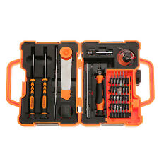 45 in1 Precision Screwdriver Tool Set for Mobile Phone PC Laptop Repair Kit