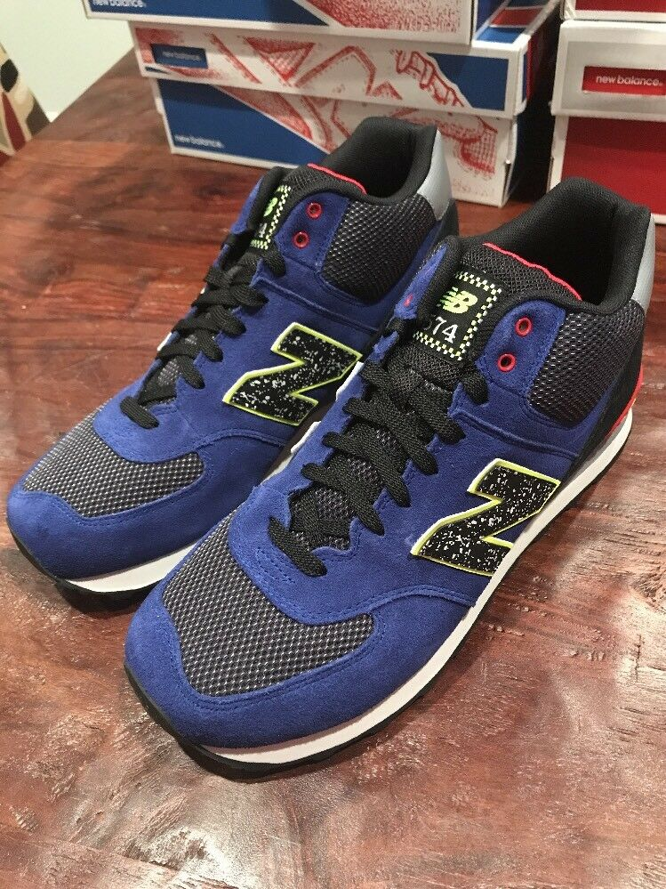 afd343e3d Mens Mens Mens New Balance MLM574OB Shoes 574 Size 9.5 f36971 ...