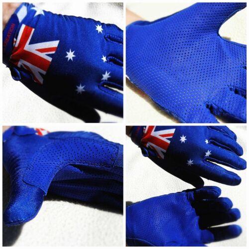 Skate Gloves Cycling Mountain Bike Flag of Australia OZ BMX Motorcycle