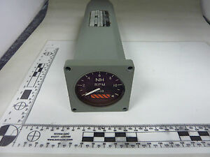 Ex-RAF-Panavia-Tornado-Engine-Speed-Indicator-WL511RSAMS2-Great-Condition