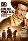 John Wayne  the Western Trios: 50 Movie Roundup (DVD, 2015)