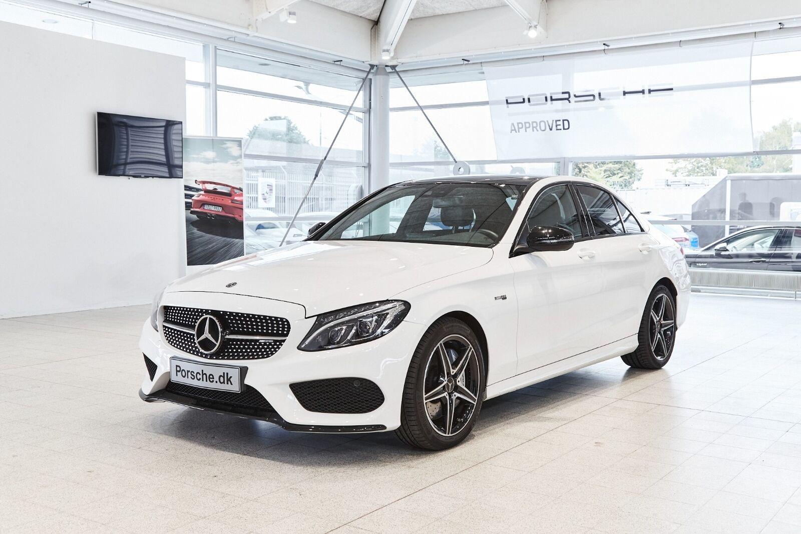 Mercedes C43 3,0 AMG aut. 4Matic 4d - 645.000 kr.