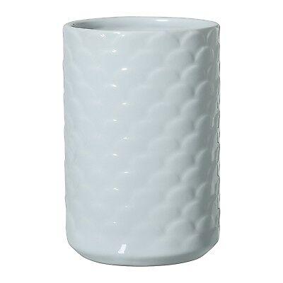 Bloomingville vase Ice Bleu Céramique pot quelque hauteur 17 cm diamètre 7 cm