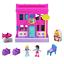 Polly-Pocket-Mattel-Pollyville-Diner-Multicolor thumbnail 1