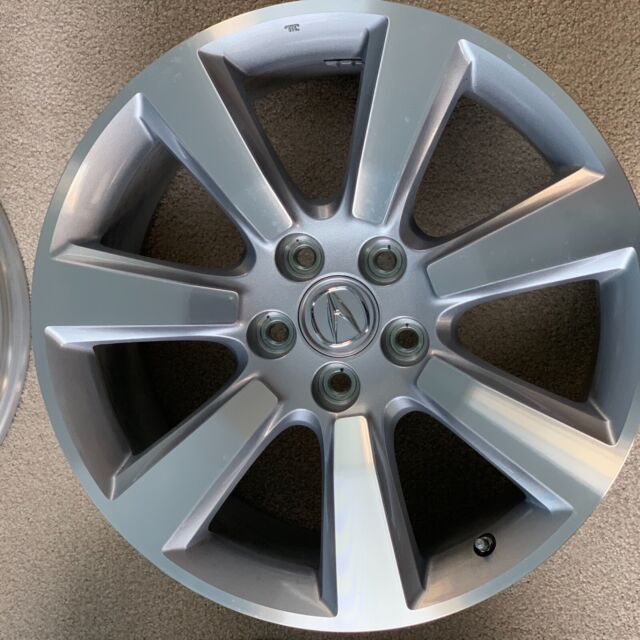 "ACURA ZDX 19"" CHROME-LOOK ALLOY WHEEL With TPMS. PRE-OWNED"