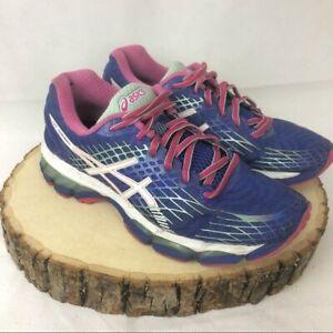 Asics-Gel-Nimbus-women-039-s-running-shoes-sneakers-size-7