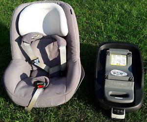 Pearl Kindersitz Im Set Maxi Cosi Familyfix Base isofix