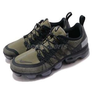 ecff44c690 Nike Air Vapormax Run Utility Medium Olive Green Mens Running Shoes ...
