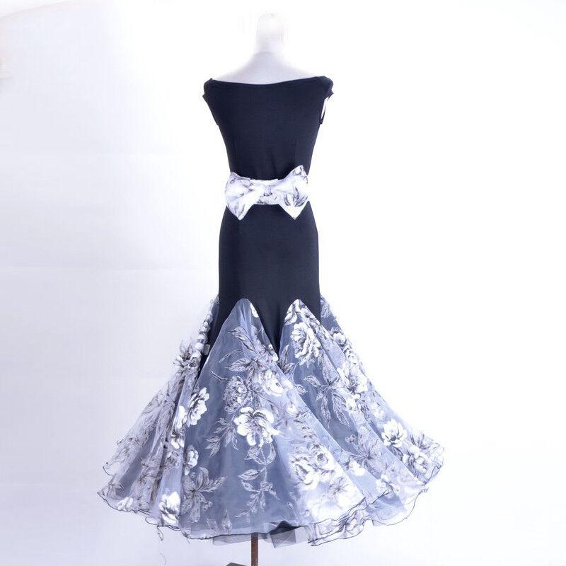 NEU Latino salsa Kleid TanzKleid Standard LatinaKleid Latein Turnierkleid Y008