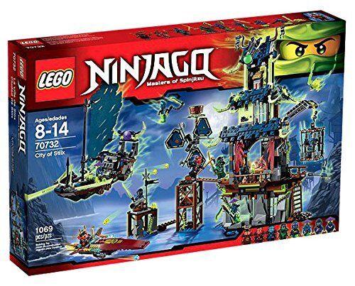 LEGO ® 70732 Ninjago Die City Stiix City of Stiix Neu OVP New