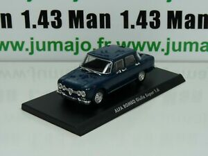 IT26G-Voiture-1-43-civile-Italienne-NOREV-ALFA-ROMEO-Giulia-super-1-6