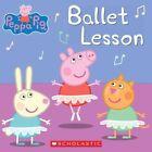 Ballet Lesson by Elizabeth Schaefer (Paperback / softback, 2014)