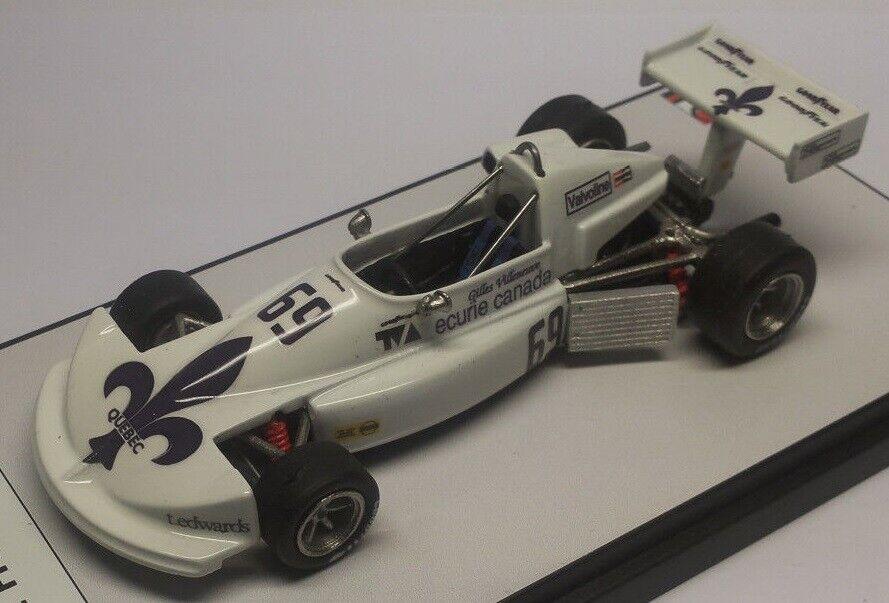 Kit March 76 B  69 Gilles Villeneuve Motorsport Park 1976 - FC Models kit 1 43