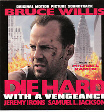 Die Hard:With A Vengeance-1988-Original Movie Soundtrack-13 Track-CD