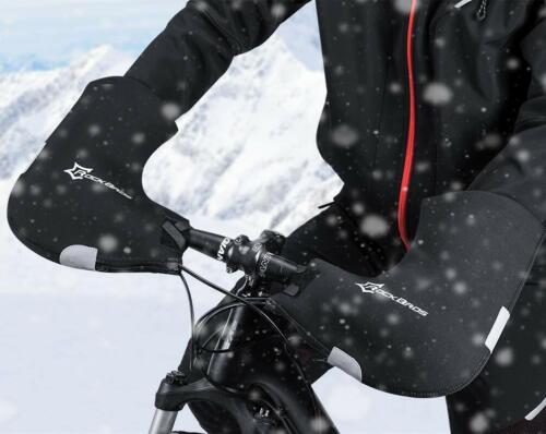 RockBros manillar guantes calientamanos viento densidad lenkerstulpen impermeable DHL