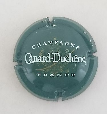 N° 61 vert  Petit sabre ancienne capsule CANARD DUCHENE grand 1868