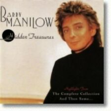 Barry Manilow.    HIDDEN TREASURES.    VERY RARE ARISTA CD.