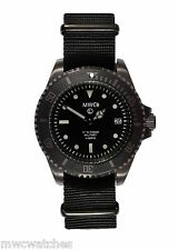 MWC | 300m | Hybrid | PVD Stainless Steel | Submariners/Divers Miltary Watch
