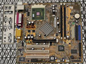 asus a7n266 vm socket 462 a nvidia nforce athlon xp 1800 all rh ebay co uk Asus Notebook Asus F2A85 M-Pro