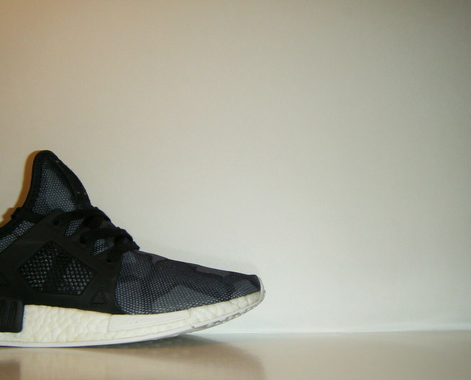2017 Adidas NMD XR1 Boost CAMO Black Grey White BA7231 Sz. 7 Ultra R1 PK
