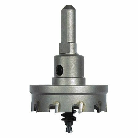 MK MORSE CTS40 Hole Cutter,Metal,Saw Diameter 2-1//2in.