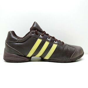 Cusco Persona con experiencia Copiar  2005 adidas Mens University Casual Athletic Shoes Size 11.5 Brown adiPRENE  Soles | eBay