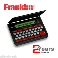 Franklin CWM109 Electronic Collins Crossword Solver - Brand New