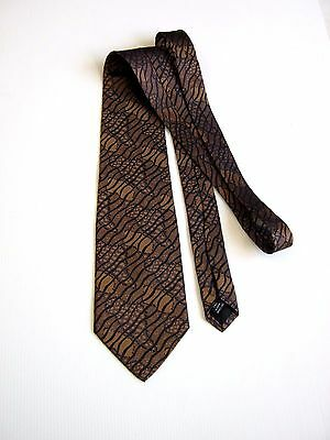 Attento Ties & Co 100% Seta Silk Originale Made In Italy