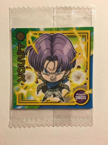 Dragon Ball Wafer Sticker Seal W3-16 N