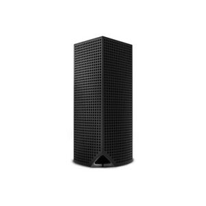 Linksys - Velop AC2200 Tri-Band Mesh Wi-Fi 5 System (single)-Black WHW0301B-RM2