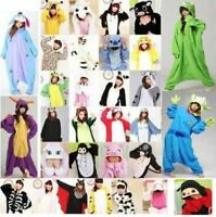 Animal Onesies Kids Adult Unisex Kigurumi Cosplay Costume Pyjamas Pajamas &