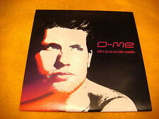 Cardsleeve Single cd D-Me Seven Nation Army radio mix 2TR 2004 eurodance