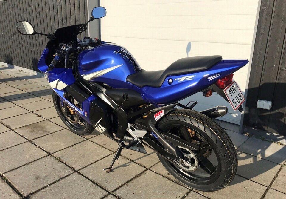 Yamaha TZR50, 2005, 10450 km