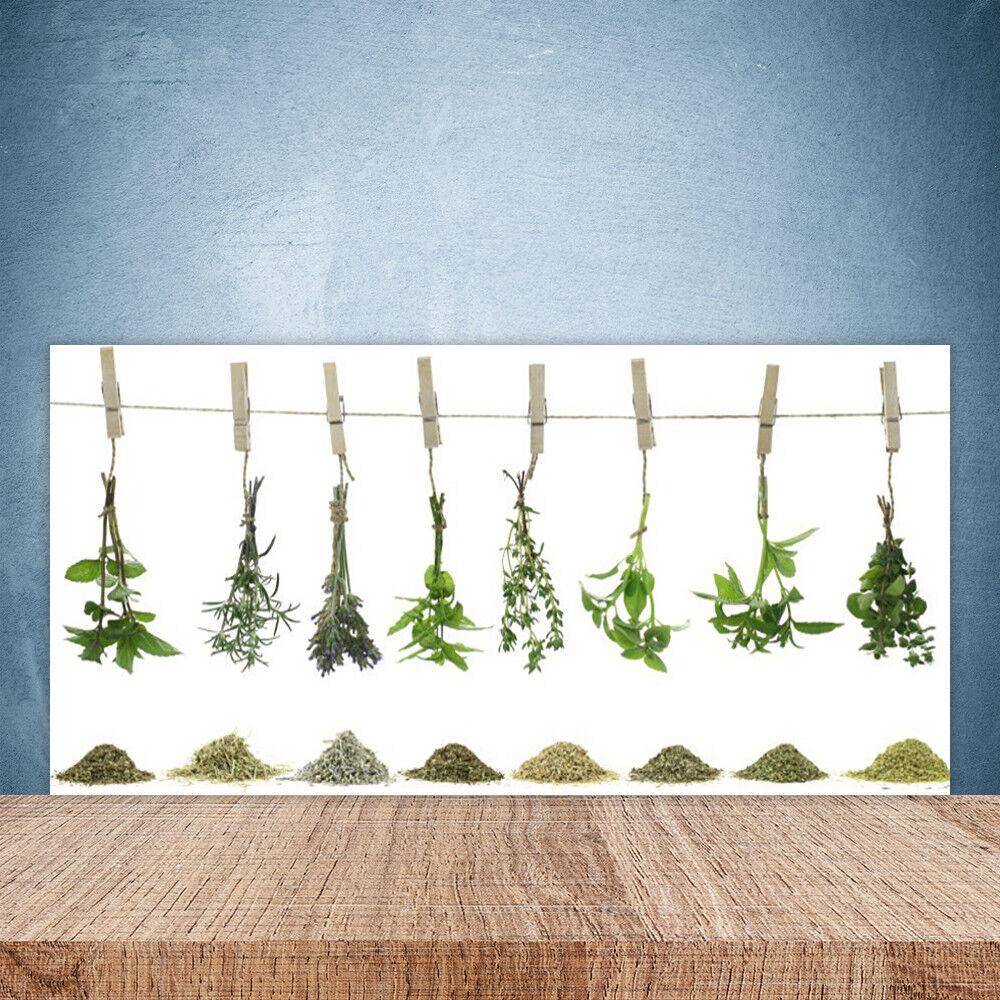 Crédence de cuisine en en en verre Panneau Paroi 100x50 Floral Fleurs f099b2