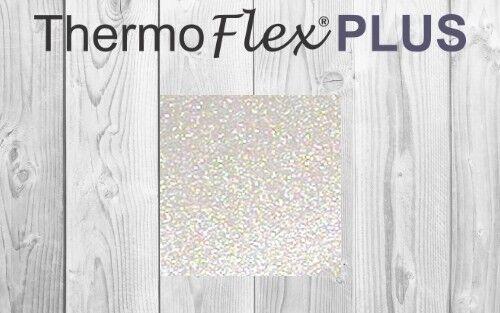 "ThermoFlex Plus Roll Heat Transfer Vinyl, T-Shirt Vinyl 15/"" x 25 Yard 75 Ft"