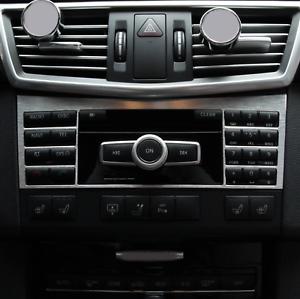 Mercedes-Benz-W212-e-E-Class-Interior-panel-de-boton-de-Consola-Central-Interruptor-Panel