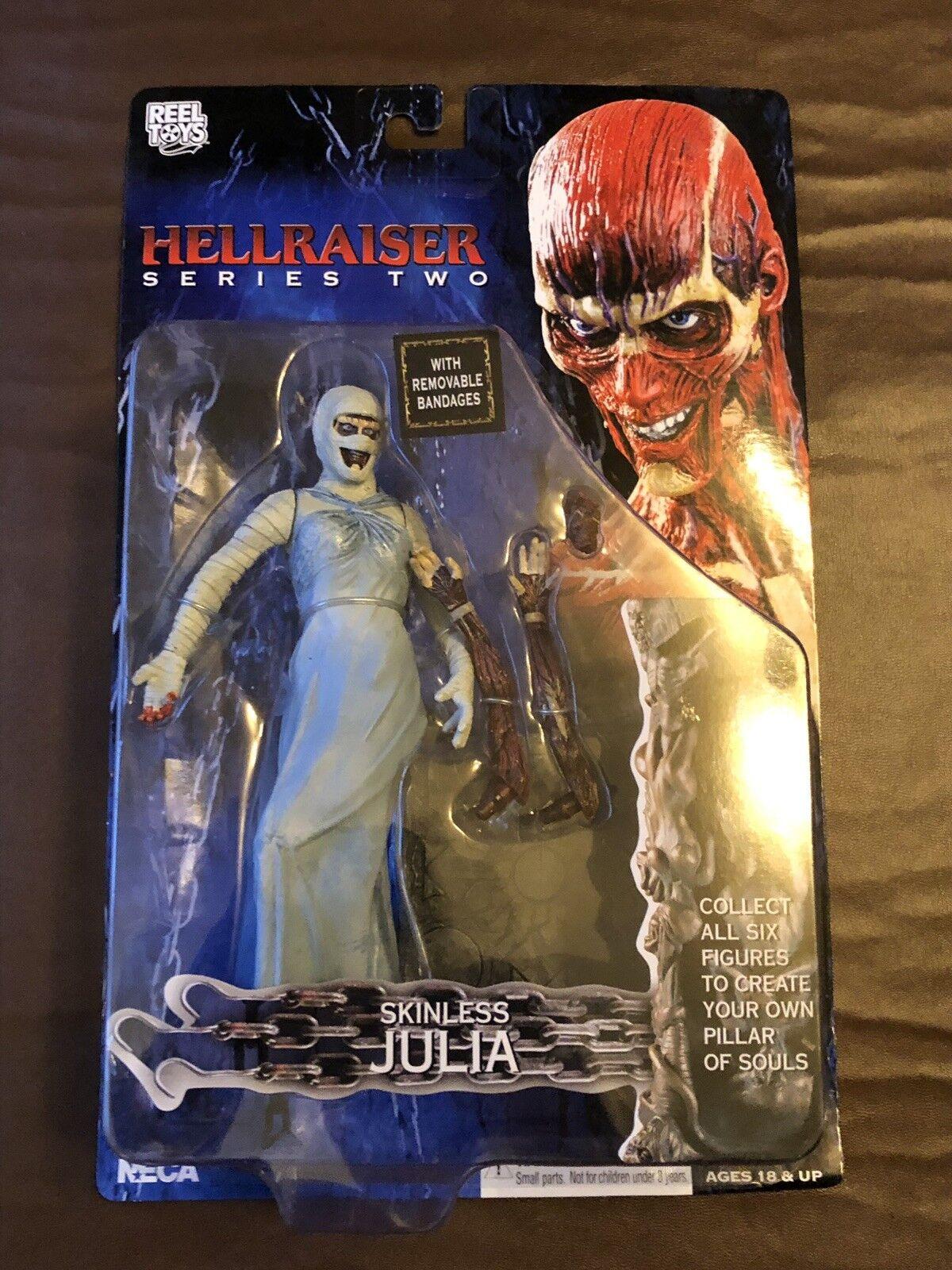NECA Hellraiser Series 2 Skinless Julia AFHRS2 15