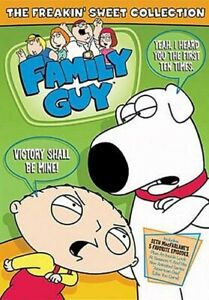 FAMILY-GUY-THE-FREAKIN-039-SWEET-COLLECTION-DVD