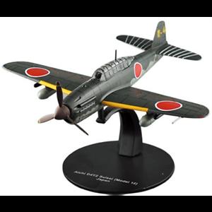 Ixo-Deagostini-1-72-Aichi-Yokosuka-D4Y2-Suisei-Japonais-Marine-Dive-Bomber-034