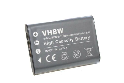 Batería para PENTAX D-Li78 DLI-78 DLI78 ACCU