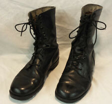 Army Boot PJ 3-81 Black Lace up Men's Size 8.5W