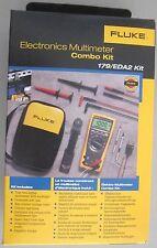 Fluke 179 EDA2 Electronics Combo Kit 179EDA2   **New in Box**    MSRP $325