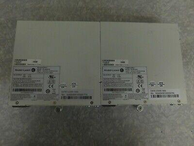 1x Alcatel 902429-90 AC POWER SUPPPLY FOR OmniSwitch 6850 PS-360W-AC