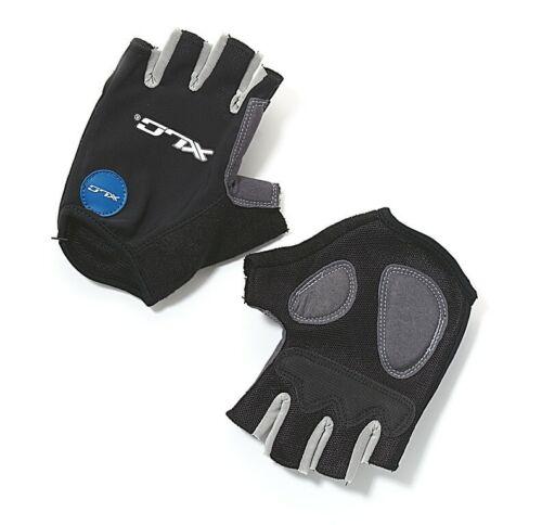 XLC Fahrrad Handschuhe schwarz grau Columbia Gr L NEU