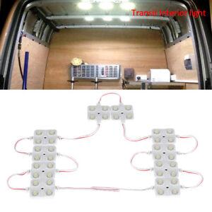 40-LED-12V-Camper-Interior-Light-String-Trailer-Boat-Lamp-Ceiling-For-Car-Van-CA