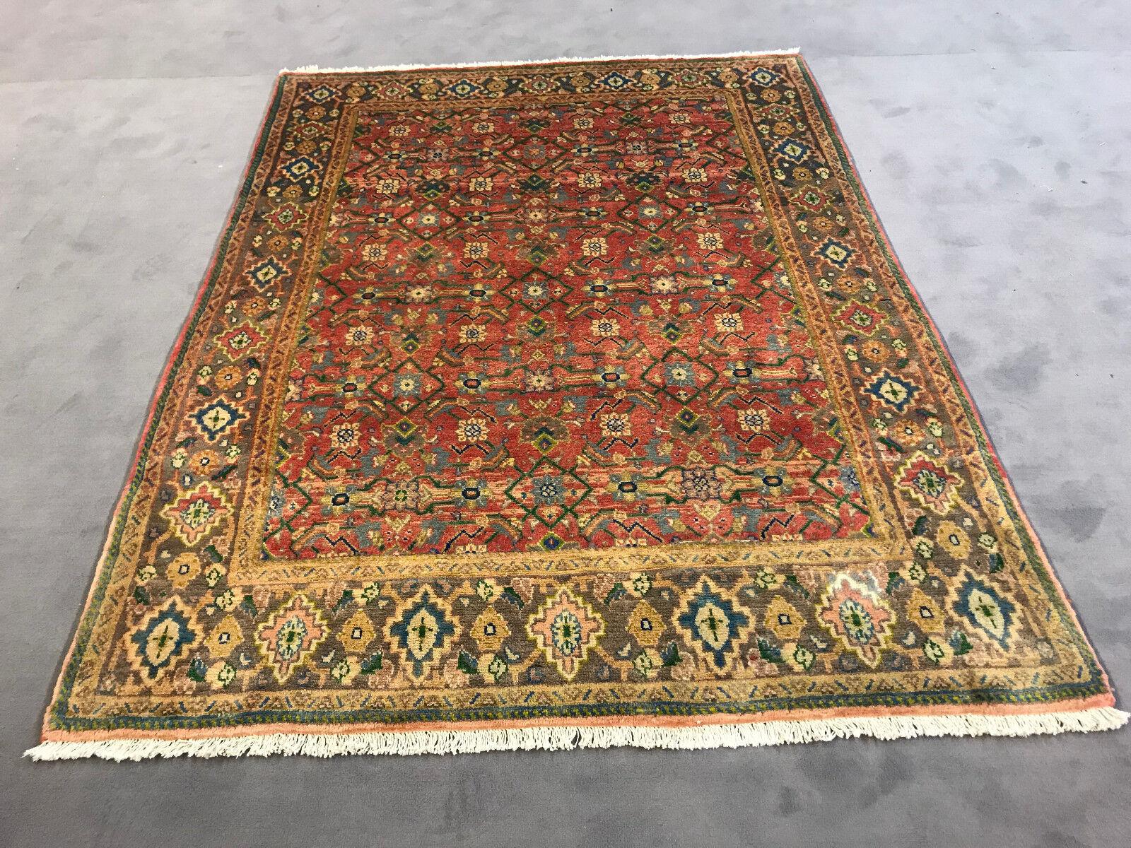 Wiss Orient alfombra persa alfombra 2,16x1,59 m  exclusiva de arte del suelo  nuevo